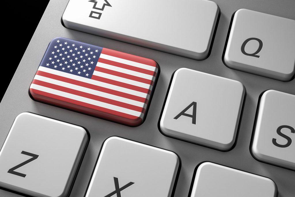 technology, flag, internet