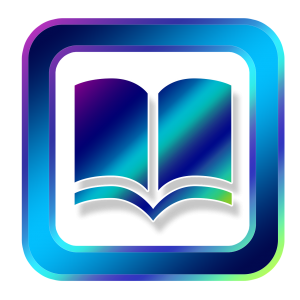 icon, book, electronic