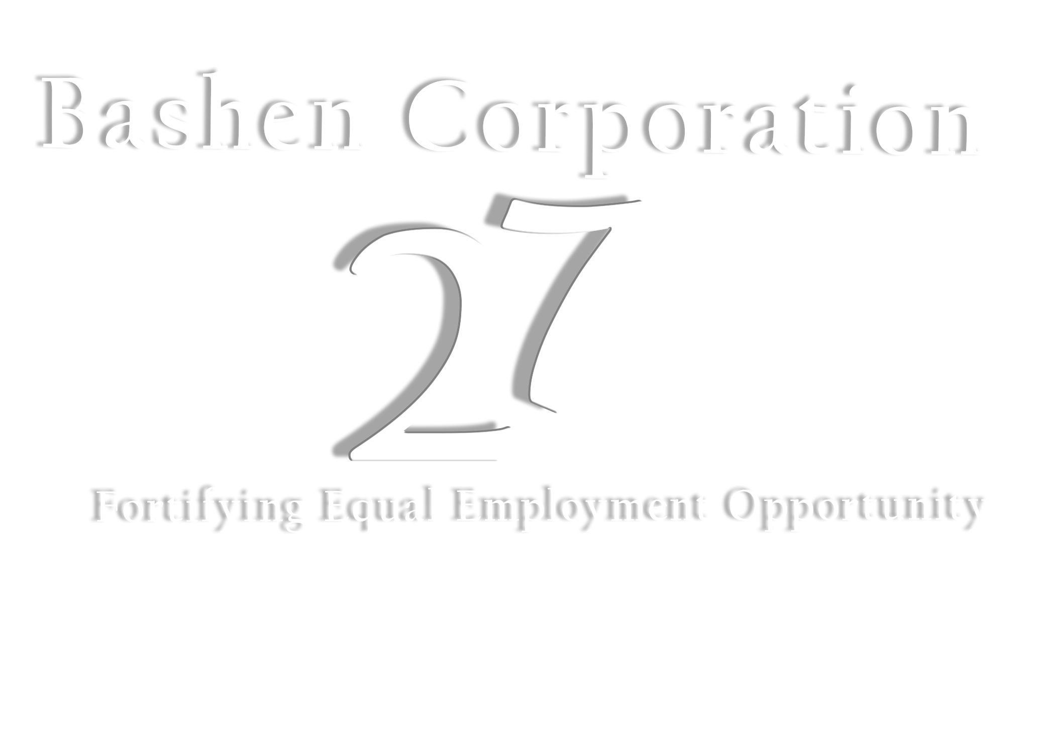 Bashen Corporation - Fortifying EEO Since 1994